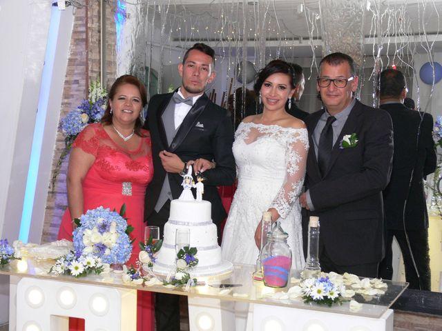El matrimonio de Cristian y Jennifer en Bogotá, Bogotá DC 39