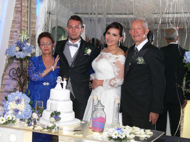 El matrimonio de Cristian y Jennifer en Bogotá, Bogotá DC 40