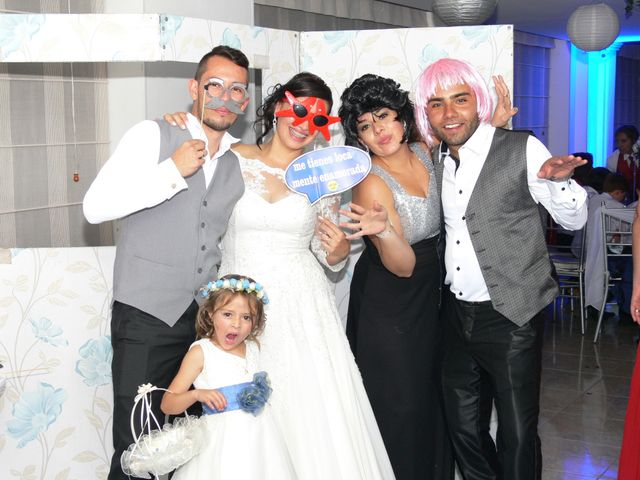 El matrimonio de Cristian y Jennifer en Bogotá, Bogotá DC 44