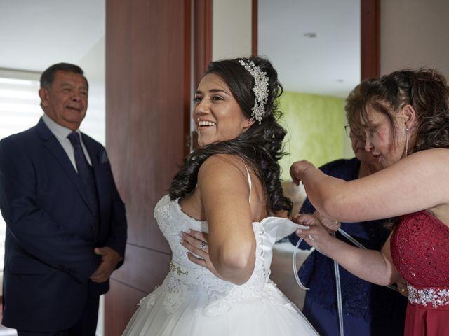 El matrimonio de Edwin y Andrea en Bogotá, Bogotá DC 16