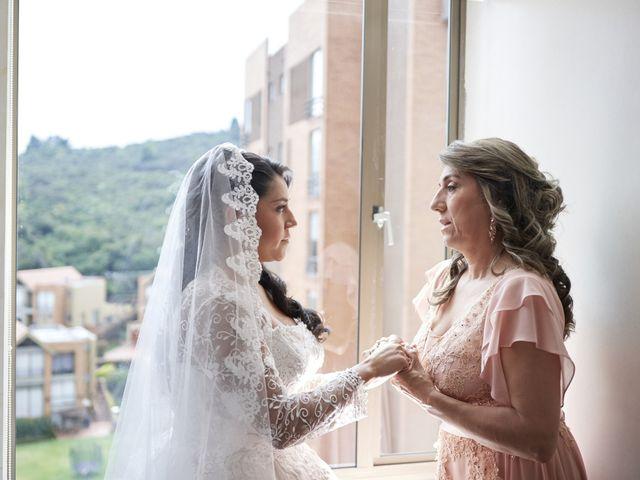 El matrimonio de Edwin y Andrea en Bogotá, Bogotá DC 26