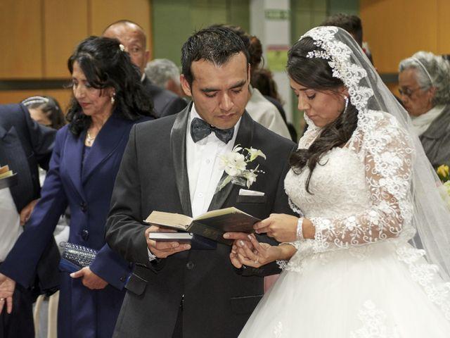 El matrimonio de Edwin y Andrea en Bogotá, Bogotá DC 28