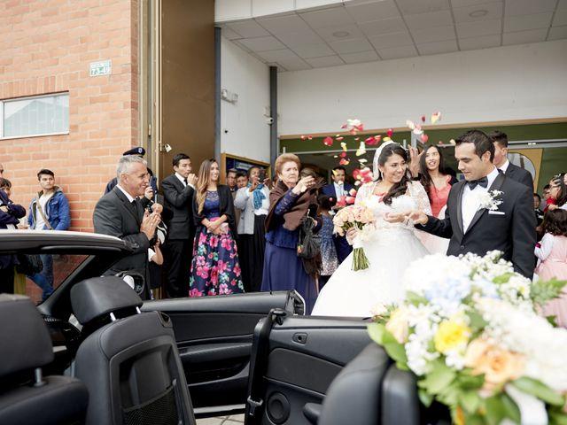El matrimonio de Edwin y Andrea en Bogotá, Bogotá DC 37