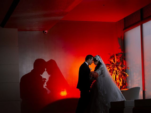 El matrimonio de Edwin y Andrea en Bogotá, Bogotá DC 1