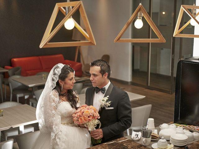El matrimonio de Edwin y Andrea en Bogotá, Bogotá DC 41
