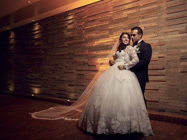 El matrimonio de Edwin y Andrea en Bogotá, Bogotá DC 42