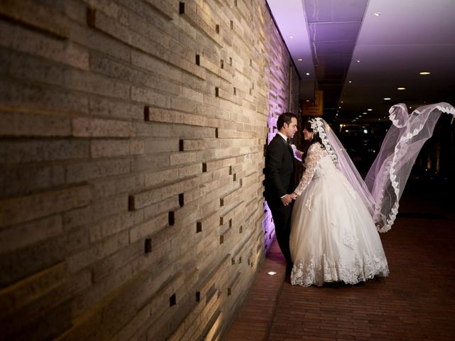 El matrimonio de Edwin y Andrea en Bogotá, Bogotá DC 43