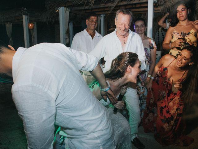 El matrimonio de Andres y Ana en Cartagena, Bolívar 10