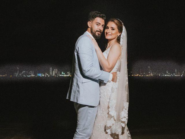 El matrimonio de Andres y Ana en Cartagena, Bolívar 54