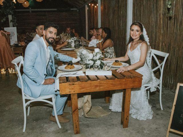 El matrimonio de Andres y Ana en Cartagena, Bolívar 62