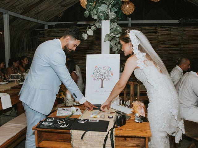 El matrimonio de Andres y Ana en Cartagena, Bolívar 66