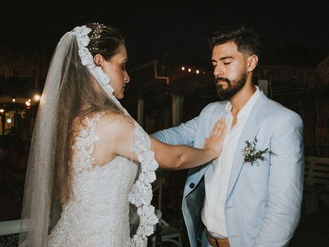 El matrimonio de Andres y Ana en Cartagena, Bolívar 89