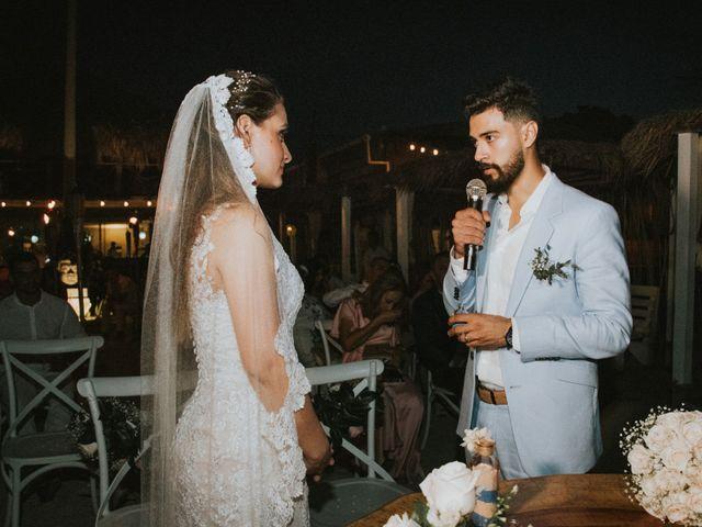 El matrimonio de Andres y Ana en Cartagena, Bolívar 93