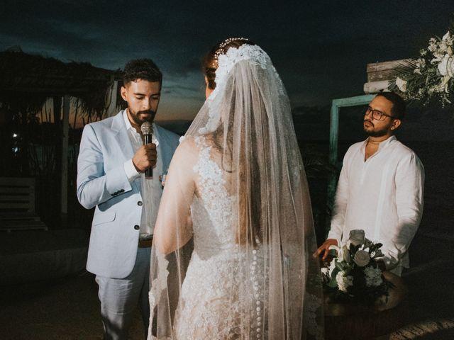 El matrimonio de Andres y Ana en Cartagena, Bolívar 102
