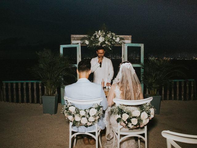 El matrimonio de Andres y Ana en Cartagena, Bolívar 107