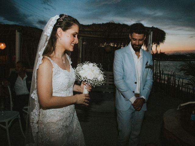 El matrimonio de Andres y Ana en Cartagena, Bolívar 109