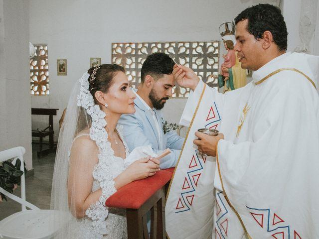El matrimonio de Andres y Ana en Cartagena, Bolívar 132