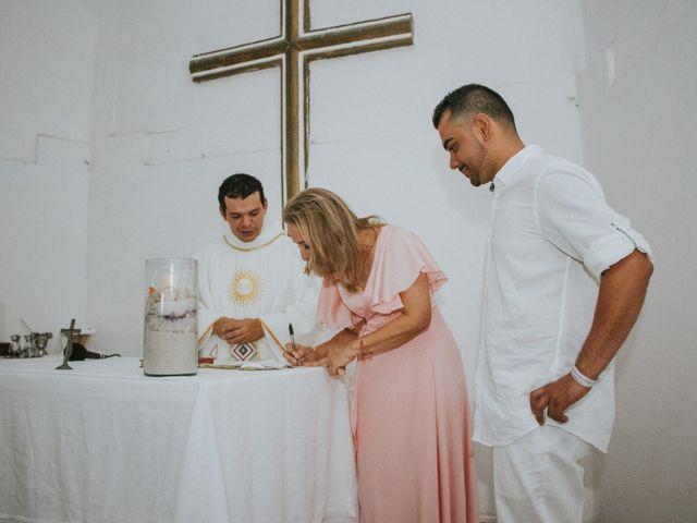 El matrimonio de Andres y Ana en Cartagena, Bolívar 133
