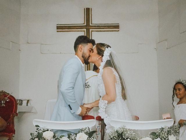 El matrimonio de Andres y Ana en Cartagena, Bolívar 135