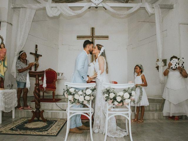 El matrimonio de Andres y Ana en Cartagena, Bolívar 136