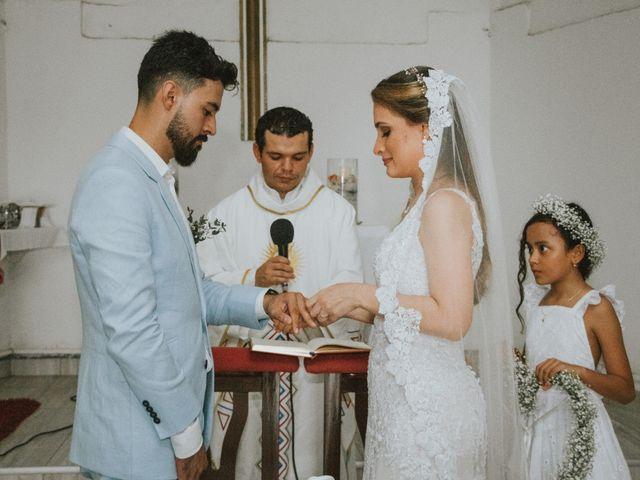 El matrimonio de Andres y Ana en Cartagena, Bolívar 137