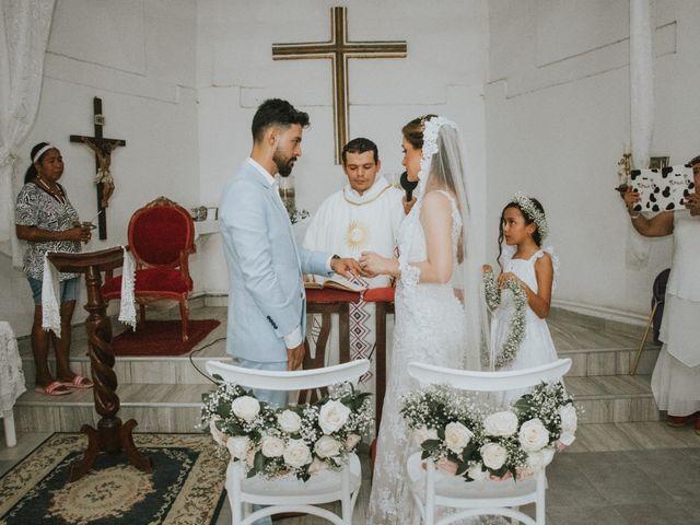El matrimonio de Andres y Ana en Cartagena, Bolívar 138