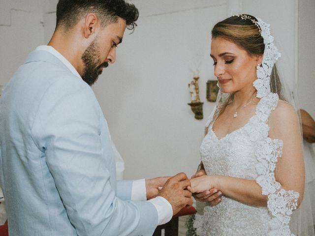 El matrimonio de Andres y Ana en Cartagena, Bolívar 139