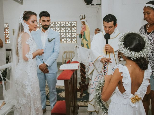 El matrimonio de Andres y Ana en Cartagena, Bolívar 143