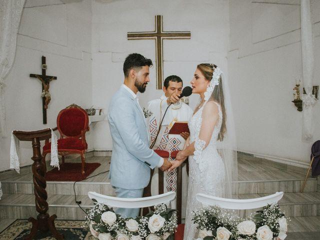 El matrimonio de Andres y Ana en Cartagena, Bolívar 145