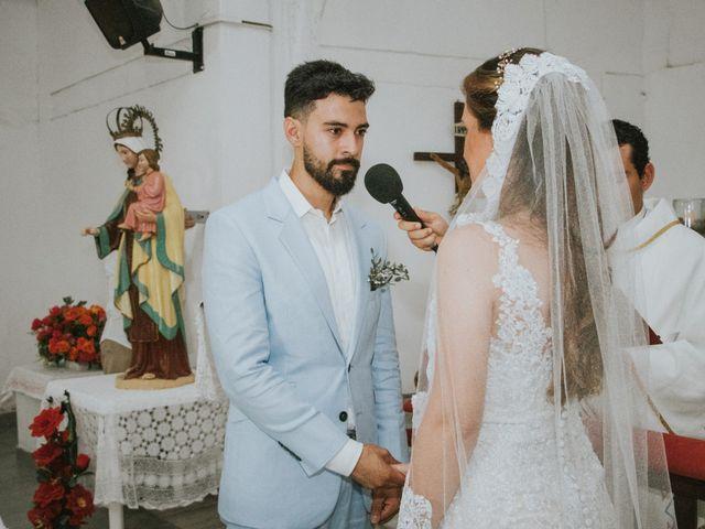 El matrimonio de Andres y Ana en Cartagena, Bolívar 147