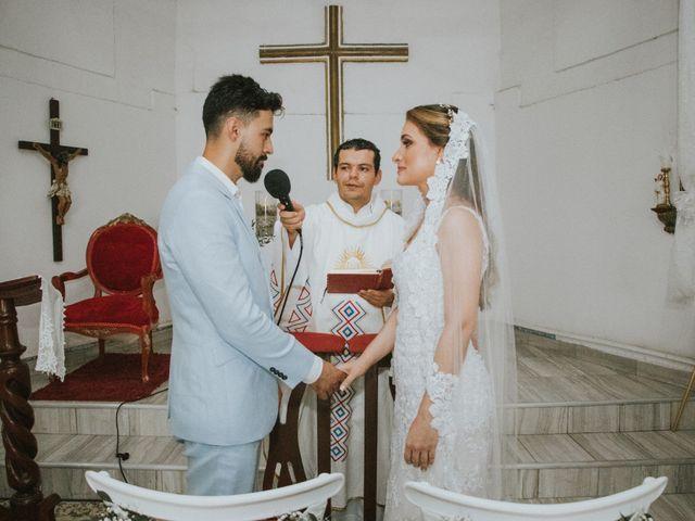 El matrimonio de Andres y Ana en Cartagena, Bolívar 149