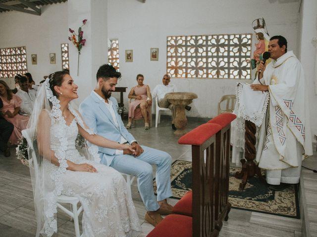 El matrimonio de Andres y Ana en Cartagena, Bolívar 150
