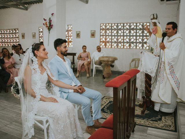 El matrimonio de Andres y Ana en Cartagena, Bolívar 151
