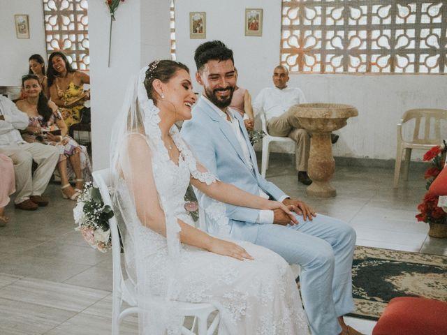 El matrimonio de Andres y Ana en Cartagena, Bolívar 153