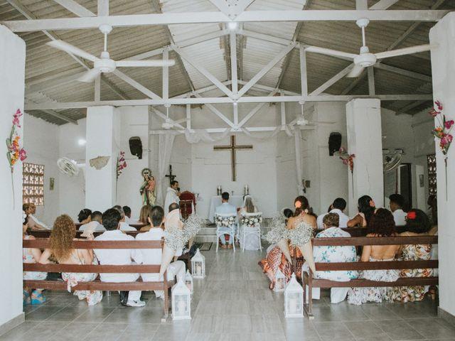 El matrimonio de Andres y Ana en Cartagena, Bolívar 154