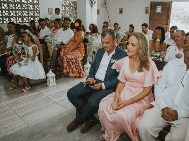 El matrimonio de Andres y Ana en Cartagena, Bolívar 155