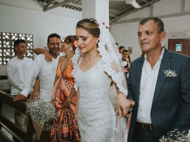 El matrimonio de Andres y Ana en Cartagena, Bolívar 158
