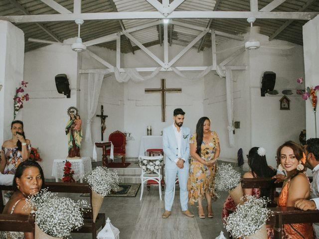 El matrimonio de Andres y Ana en Cartagena, Bolívar 162