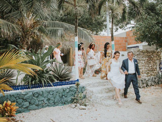 El matrimonio de Andres y Ana en Cartagena, Bolívar 166