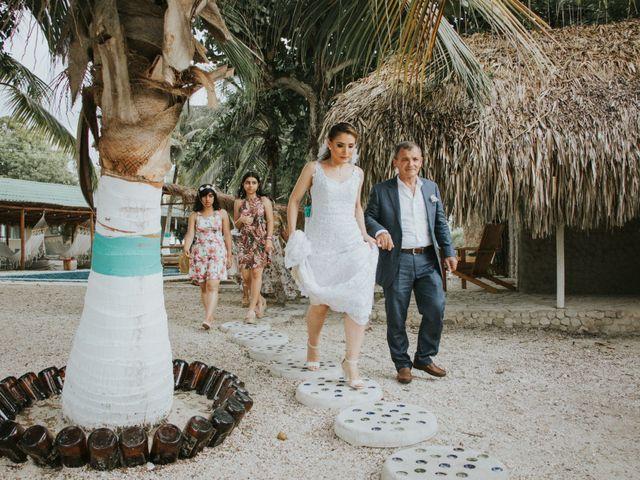 El matrimonio de Andres y Ana en Cartagena, Bolívar 168