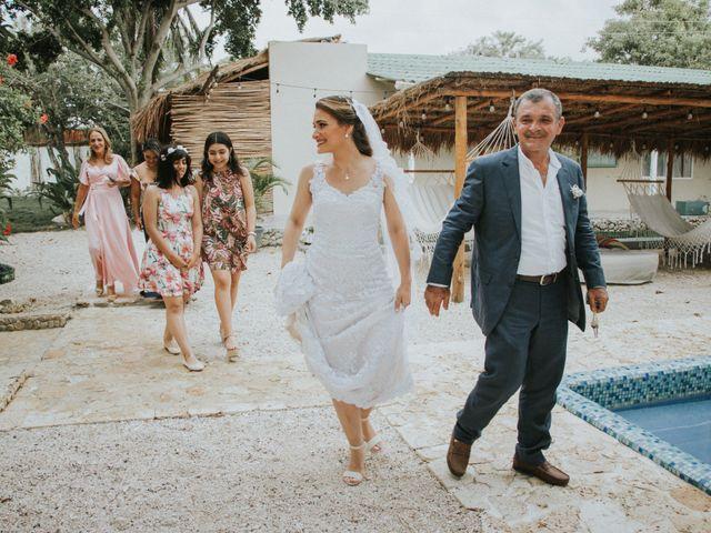 El matrimonio de Andres y Ana en Cartagena, Bolívar 170