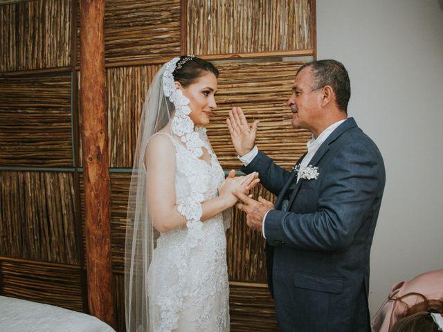 El matrimonio de Andres y Ana en Cartagena, Bolívar 179