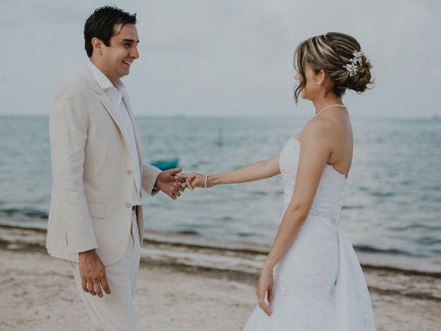 El matrimonio de Andrés y Marcela en San Andrés, Archipiélago de San Andrés 8