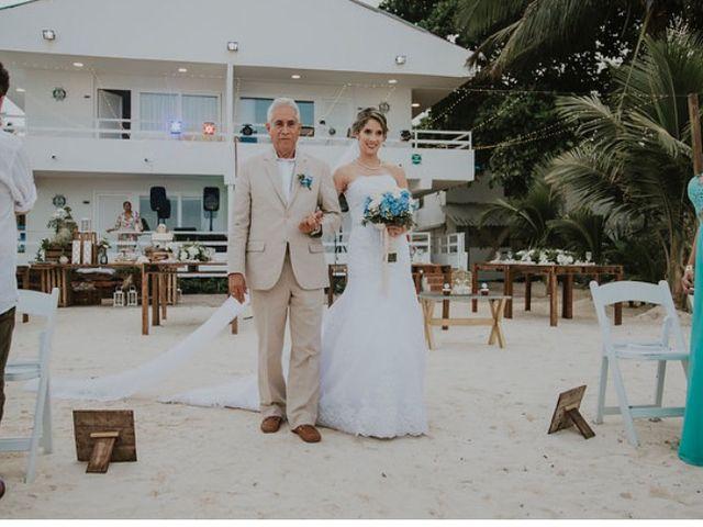 El matrimonio de Andrés y Marcela en San Andrés, Archipiélago de San Andrés 9