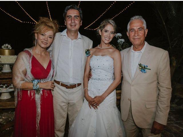 El matrimonio de Andrés y Marcela en San Andrés, Archipiélago de San Andrés 10