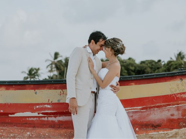 El matrimonio de Andrés y Marcela en San Andrés, Archipiélago de San Andrés 2