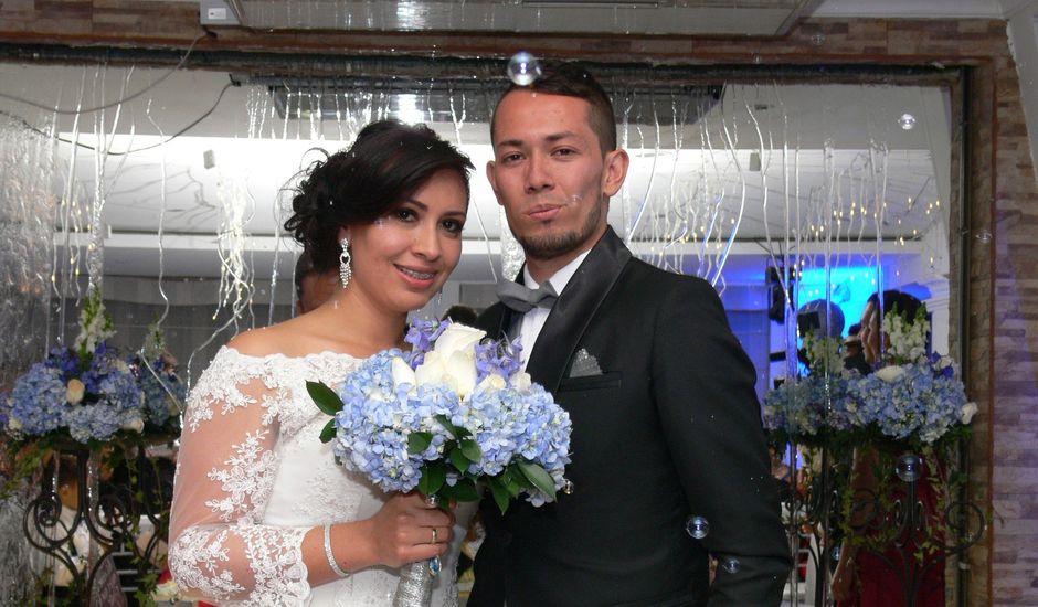 El matrimonio de Cristian y Jennifer en Bogotá, Bogotá DC