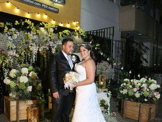 El matrimonio de Laura y Sebastián  1