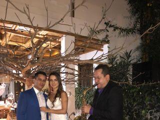El matrimonio de Diego  y Juliana  3