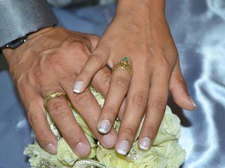 El matrimonio de Yeniffer y John Fredy 1